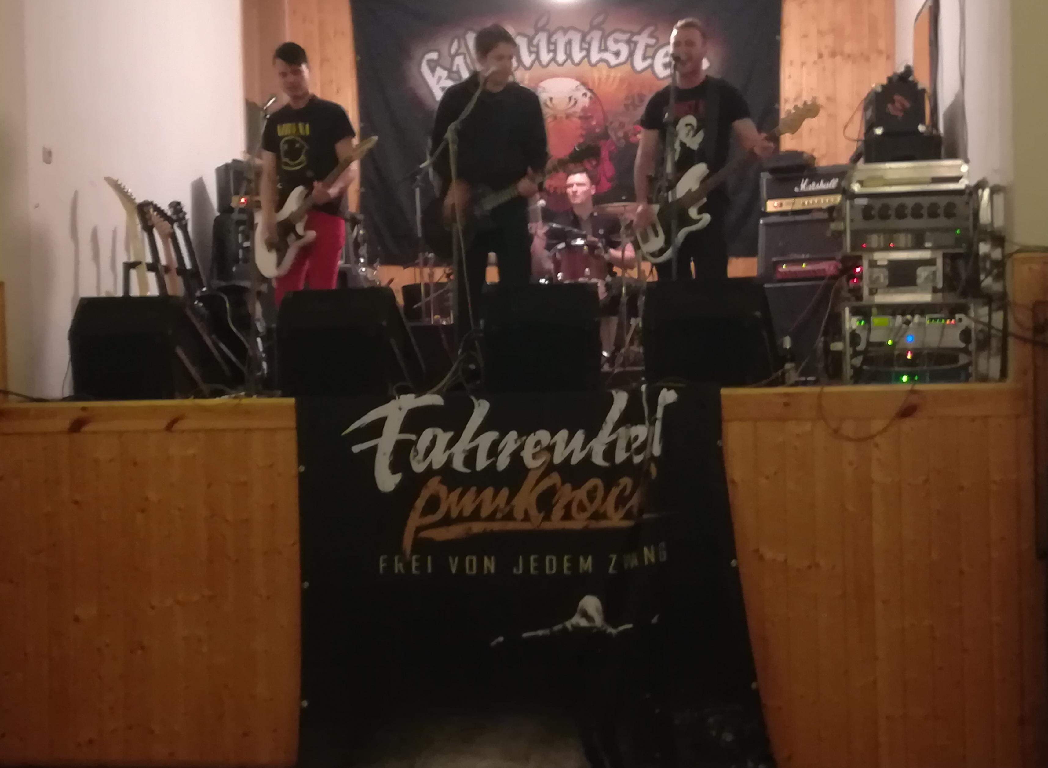 Fahrenheit punkrock